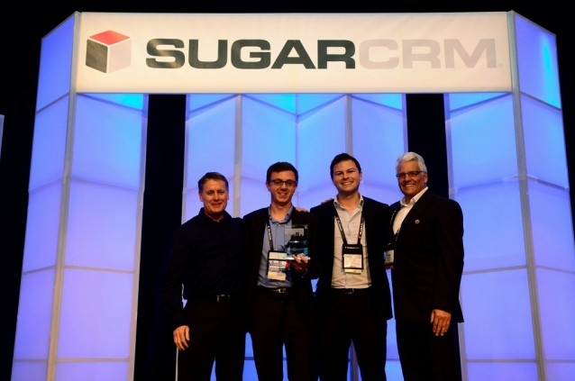 InsightfulCRM awarded as SugarCRM MVP 2011