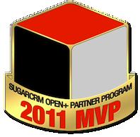 SugarCRM MVP 2011
